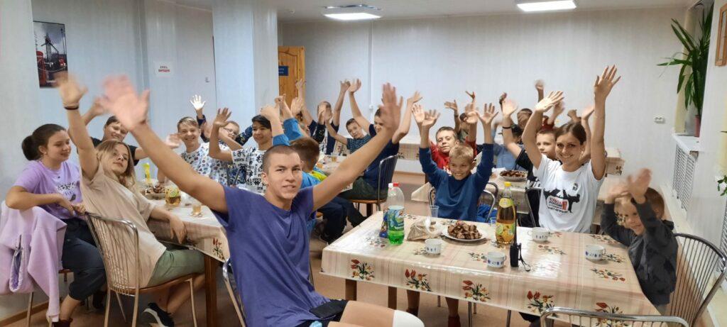 Учебно-тренировочные сборы по тхэквондо